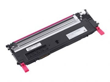 Dell 1230 / 1235 J506K Magenta Refurbished Toner Cartridge 593-10495